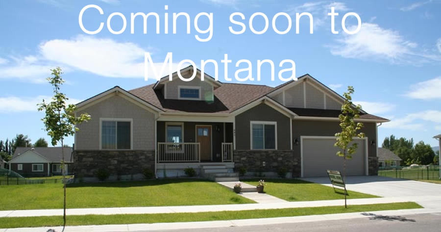 New Homes Montana Inventory Homes In Montana For Sale Montana